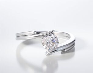 SOLITAIRE RING ENG01